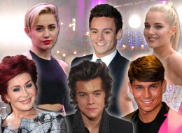 The HuffPost Celeb Awards 2013: The Results