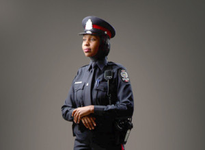 Hijab Police Uniform