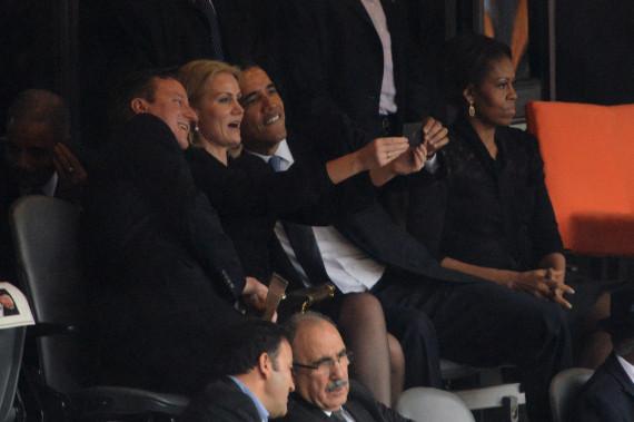 selfie obama cameron