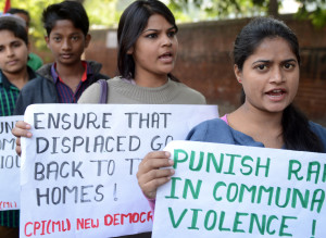 Rape Delhi