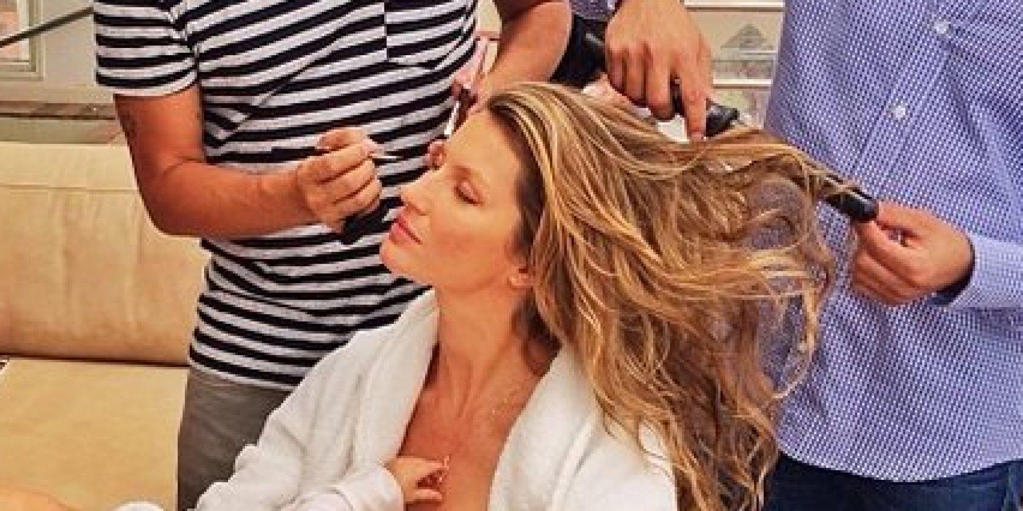 Model Gisele Bundchen Shows Her Support For Breastfeeding ... Gisele Bundchen Facebook