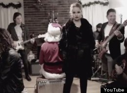 Debby Ryan Shows Off Her Sassy Side In 'Santa Baby' Cover (VIDEO)