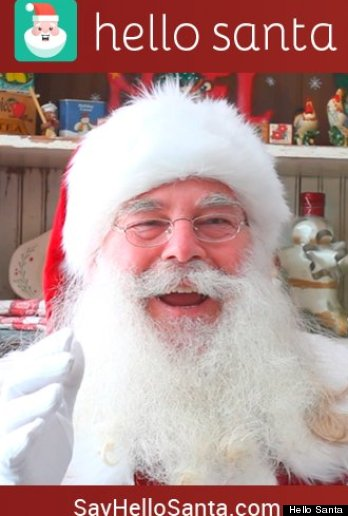 live chat with santa