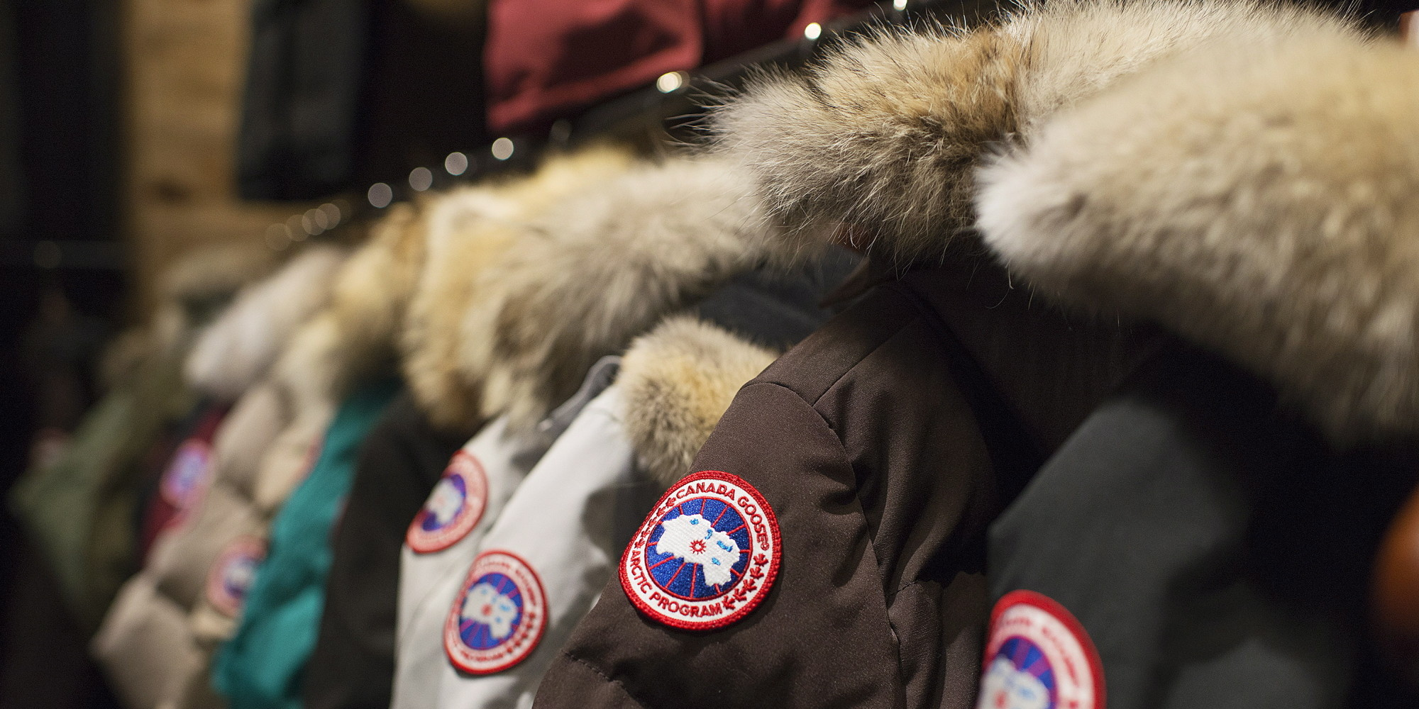 who sells Canada Goose' jackets in montreal