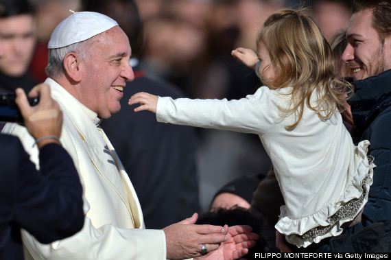 pope child