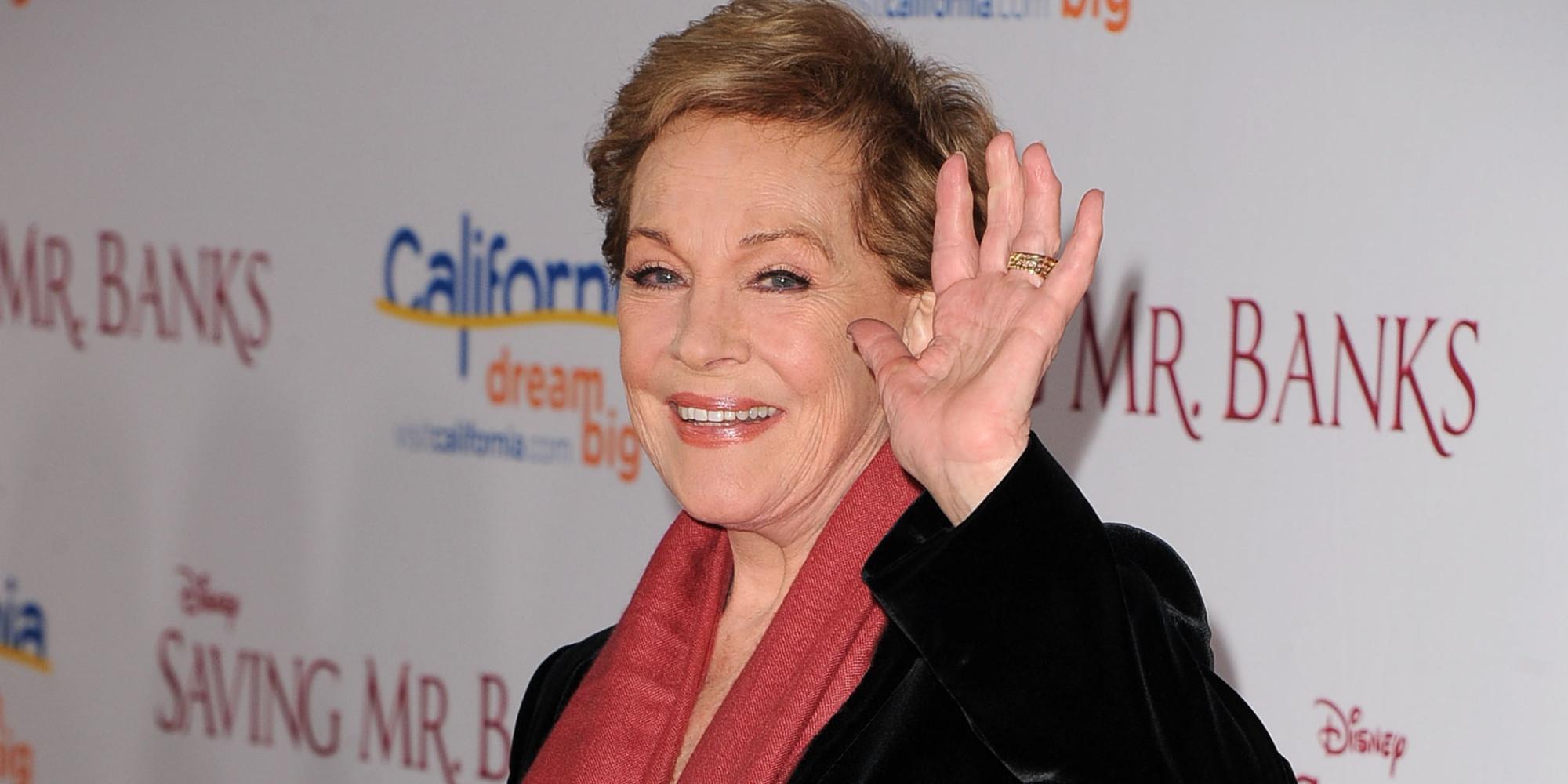 Julie Andrews address