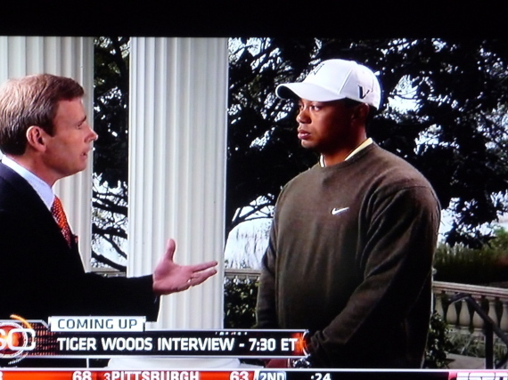 Tiger Woods Interview Video Espn Golf Channel