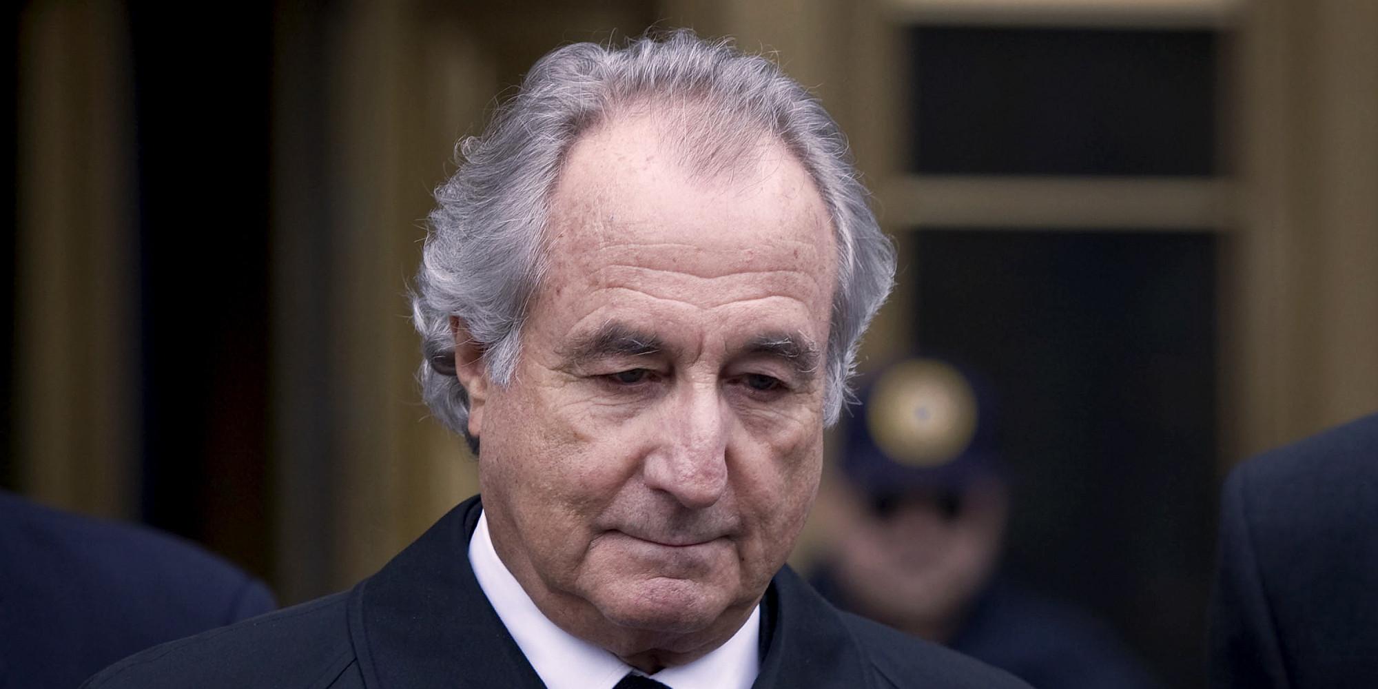 Resultado de imagem para Bernie Madoff