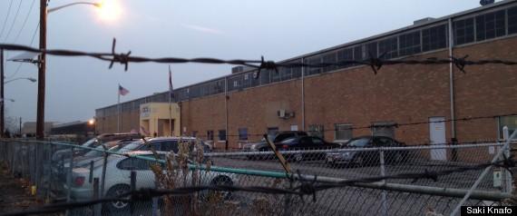 cca detention center