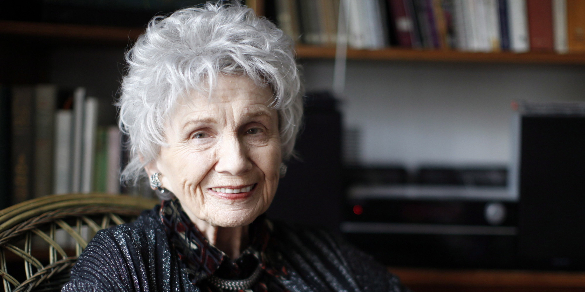Five books that paved Alice Munro's path to the Nobel Prize