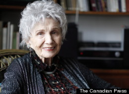 Daughter Accepts Nobel On Alice Munro's Behalf