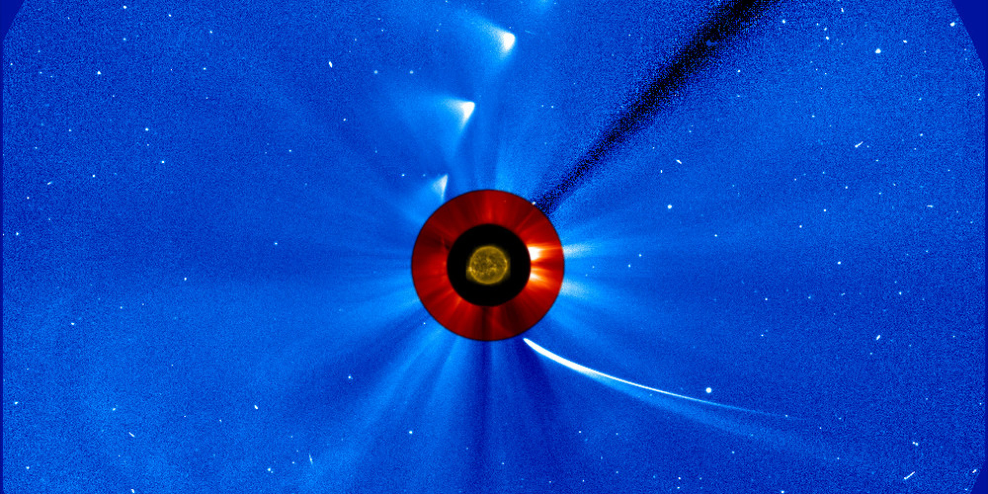 Comet ISON  NASA