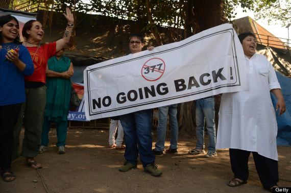 india gay rights