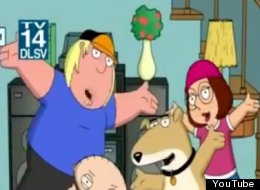 WATCH: Family Guy's New Top Dog Makes His Debut