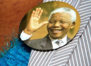 Mandela Casket