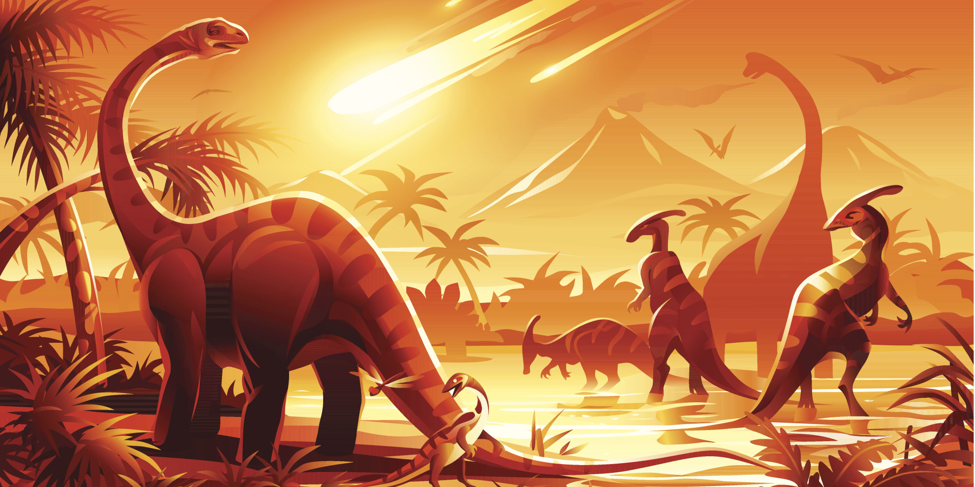 dinosaur killing asteroid size - photo #39