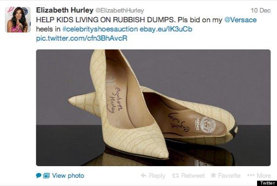 liz hurley twitter