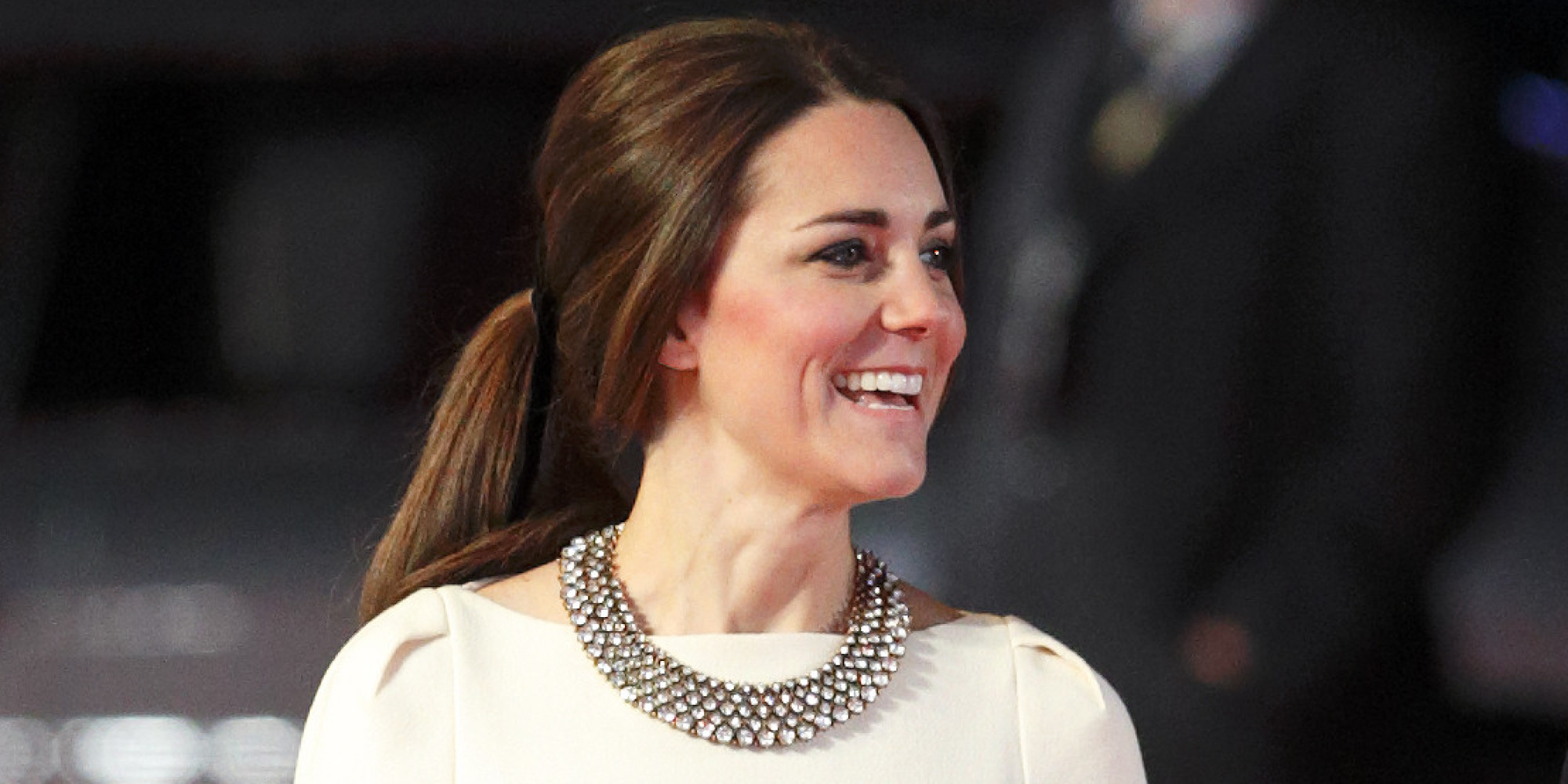 kate middleton s zara necklace was actually worn by