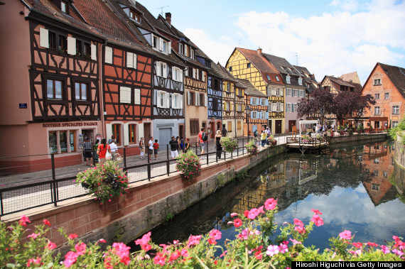 14 destinations for your 2014 travel bucket list huffpost Colmar beauty and the beast