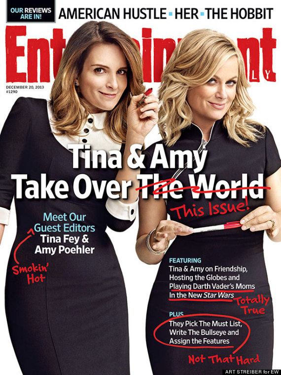 tina amy ew cover
