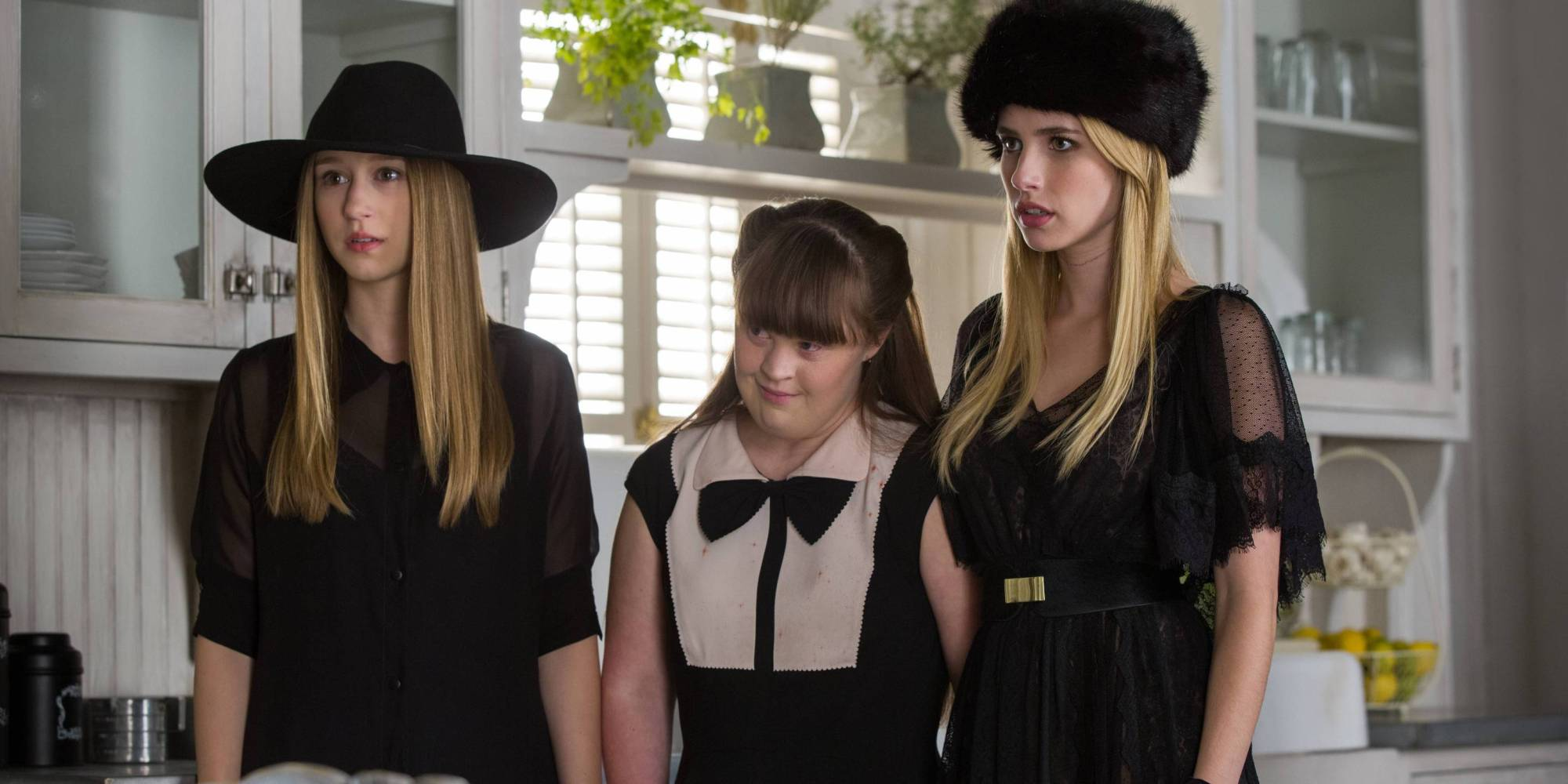 Emma Roberts And Taissa Farmiga: 'American Horror Story: Coven' Episode 9 Recap: A New