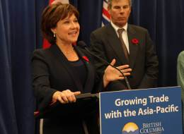 bc liquor law review christy clark