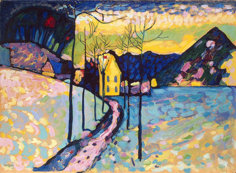 L hiver en peinture O-WINTER-900