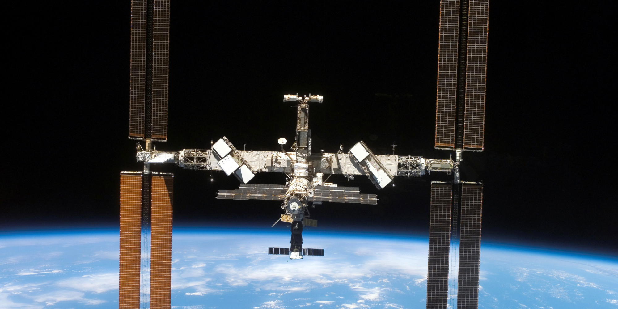 US-Russian Relations and the International Space Station ...