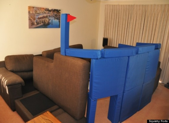 Squishy Forts Magnetic Cushions Let You Build The Ultimate
