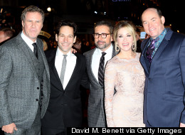 WATCH: 'Anchorman' Premieres In London
