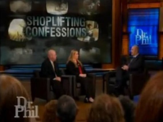 Dr Phil Shoplifters