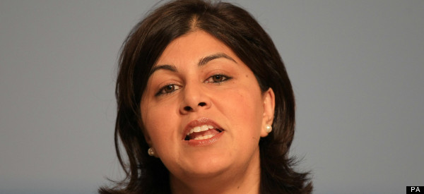 Baroness Warsi Isn't Happy With The Government's Treatment Of Muslims