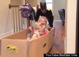 The BatDad You Didn't Get To See Before