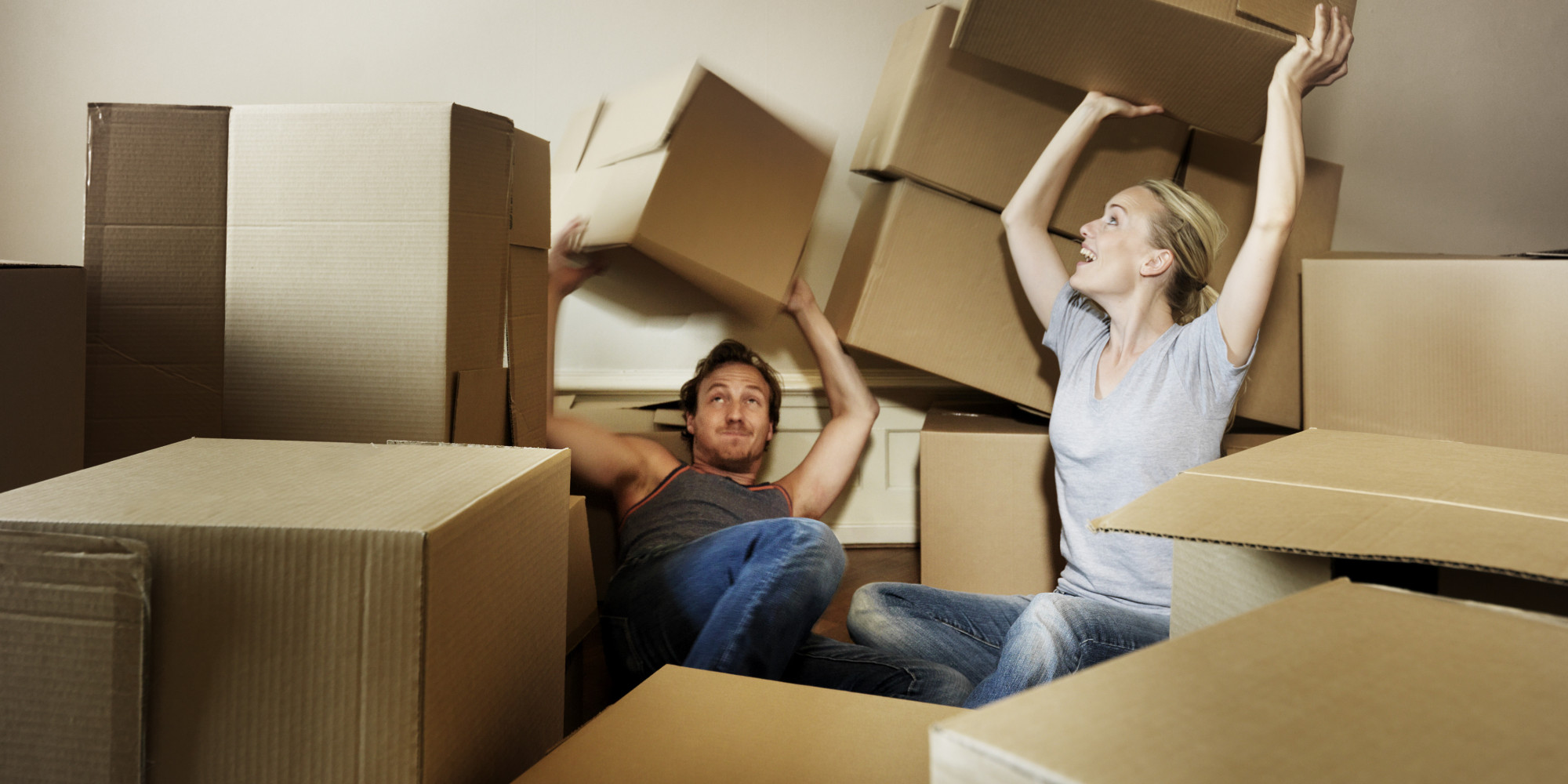 Odd moving tips that really work huffpost for Good greek moving and storage