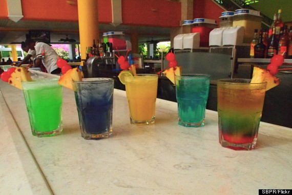jamaica drinking