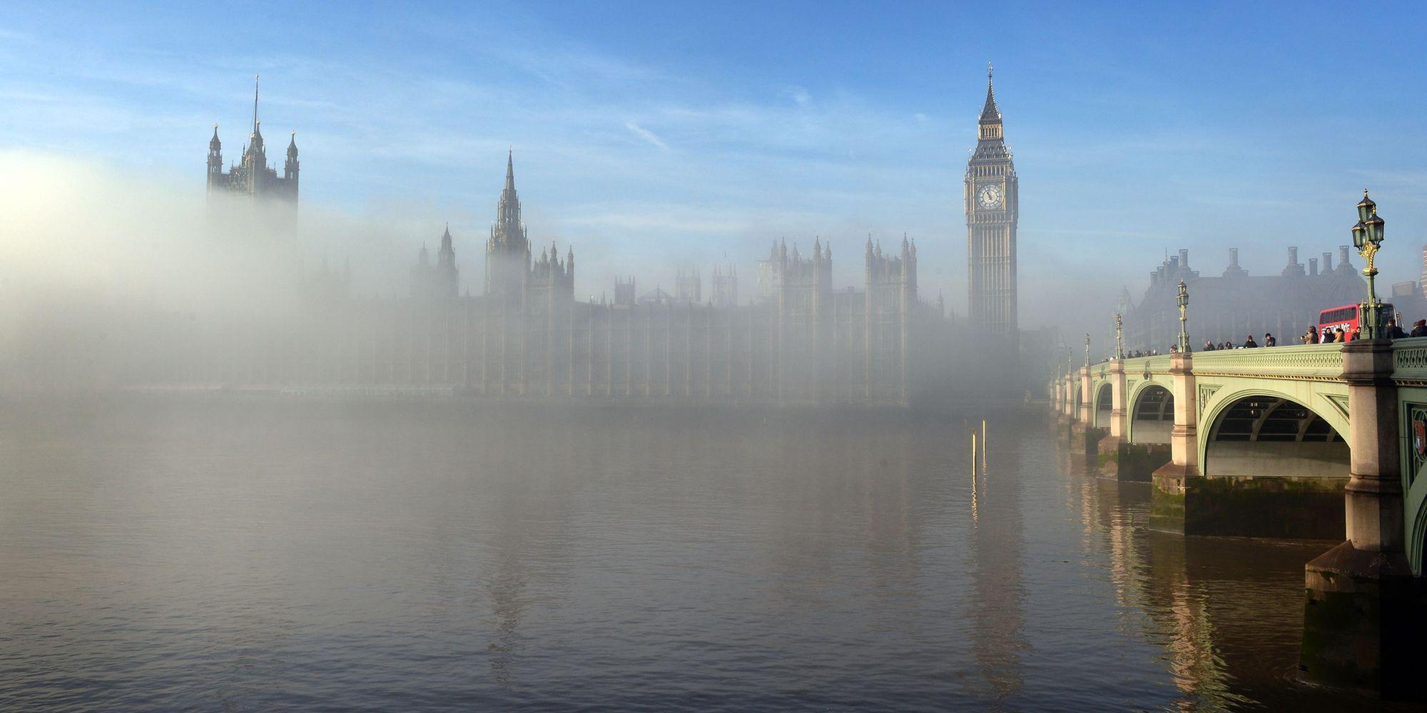 Heavy fog enshrouds london fox news http www foxnews com science