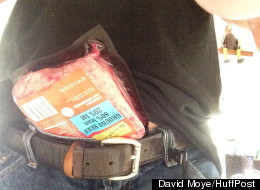 Store Resells Meat Found In Shoplifter's Pants