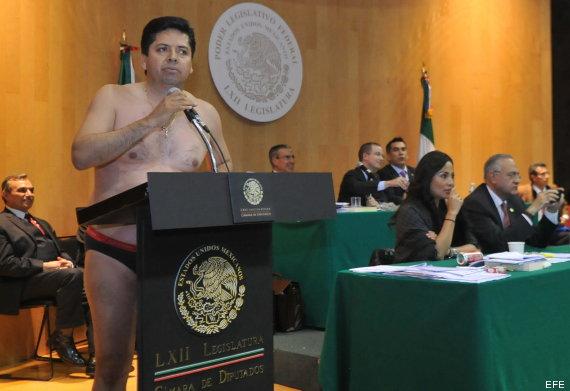 diputado calzoncillos