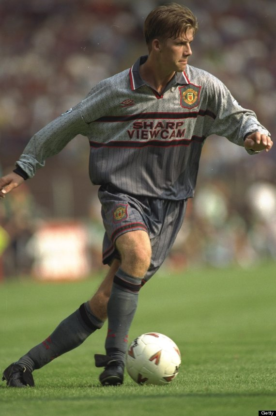 david beckham aston villa