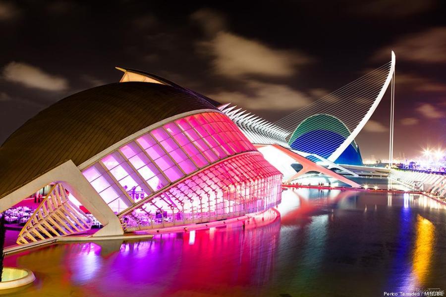ciudad artes valencia