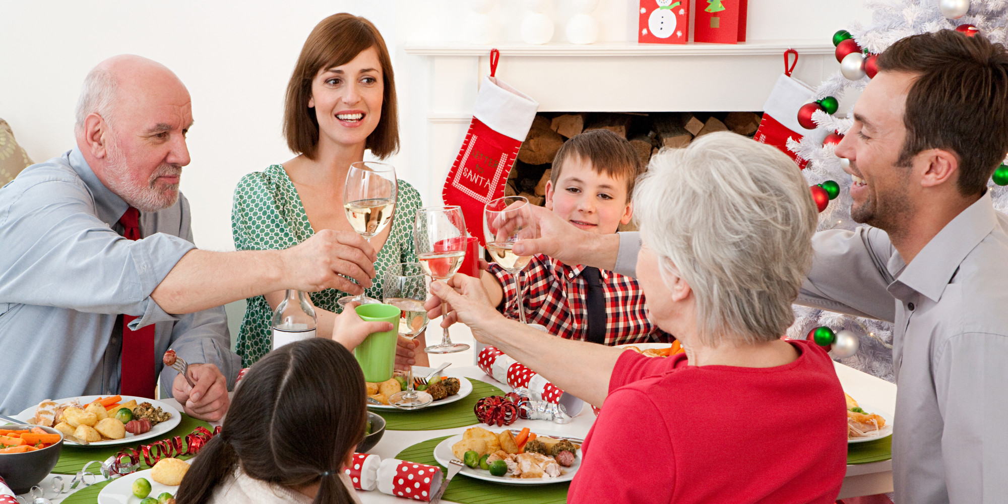 Family Christmas Photos Why Do The In Laws Make Christmas So Stressful Huffpost Uk