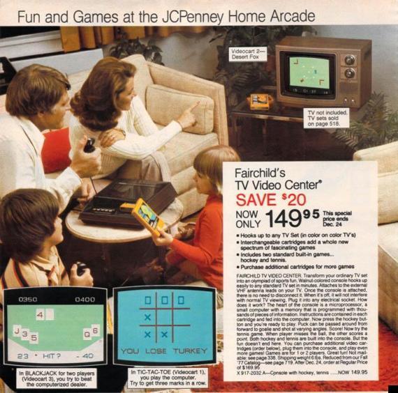 vintage tech ads