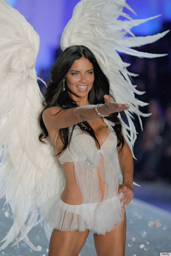 Adriana Lima and Justin Bieber: Victoria'-s Secret angel responds ...