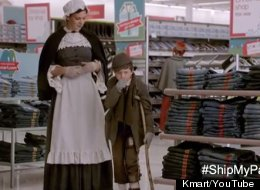 WATCH: Kmart Gets Even Naughtier