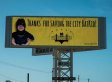 Mystery Donor Buys Batkid A Billboard To Thank Him For Saving 'Gotham City'