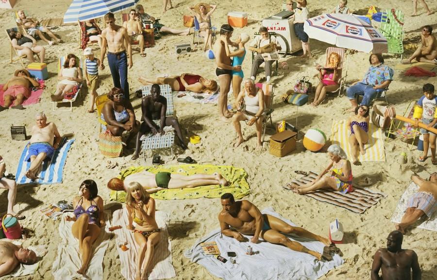 Alex Prager Photographs The Dark Underbelly Of Crowds