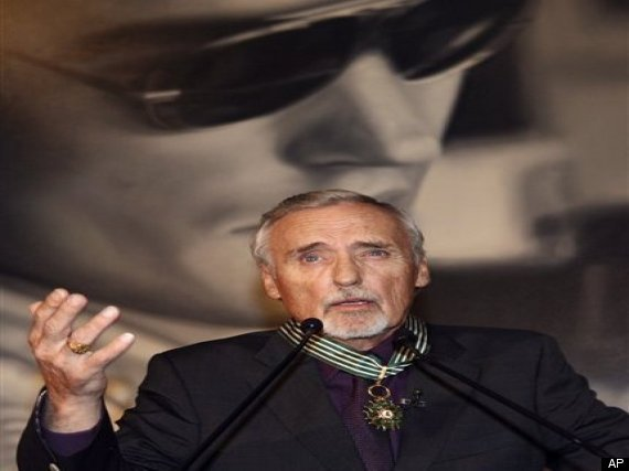 Dennis Hopper Broke Cancer
