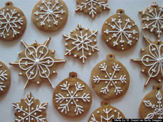 5 Christmas Cookies For Every Diet Huffpost Life