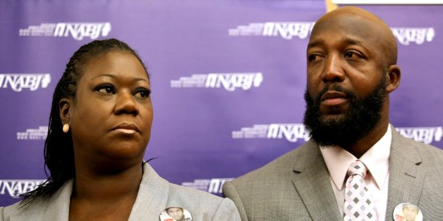 Image result for Trayvon Martin's parents release book on son's life, impact of death getty