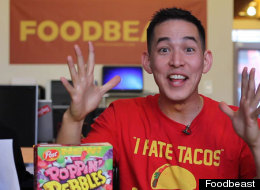 Poppin' Fruity Pebbles: The Pop Rocks Of Breakfast Cereal? [VIDEO]